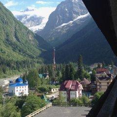 Гостиница Горные Вершины Полулюкс с различными типами кроватей фото 7