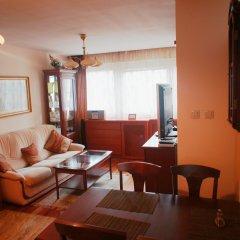 Отель Апарт-Отель BonApartments Польша, Варшава - 5 отзывов об отеле, цены и фото номеров - забронировать отель Апарт-Отель BonApartments онлайн комната для гостей фото 5