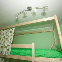 Хостел ВАМкНАМ Захарьевская Номер с общей ванной комнатой с различными типами кроватей (общая ванная комната) фото 8
