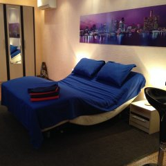 Megapolis Hotel 3* Студия с различными типами кроватей фото 10