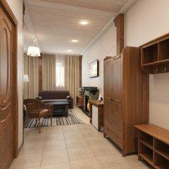 Гостиница Аквариус Улучшенный люкс с различными типами кроватей фото 4