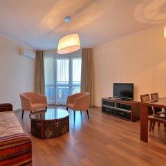 Апарт-Отель Golden Line Улучшенные апартаменты с различными типами кроватей