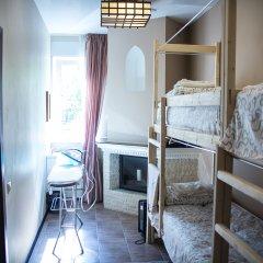 Хостел Дом Аудио Кровати в общем номере с двухъярусными кроватями