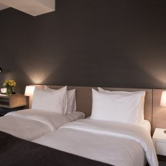 Nova Hotel 4* Номер Делюкс разные типы кроватей