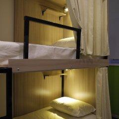 Хостел Кроличья Нора Кровать в мужском общем номере с двухъярусными кроватями фото 4