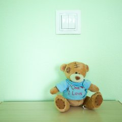 Хостел ВАМкНАМ Захарьевская Стандартный номер с различными типами кроватей фото 5