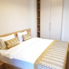 Апартаменты Ameri Tbilisi Номер Делюкс с различными типами кроватей
