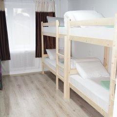 Гостиница Oh My Kant on Olshtynskaya Кровать в общем номере с двухъярусными кроватями фото 3