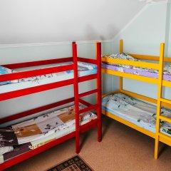 Хостел Мир Без Границ Кровать в общем номере с двухъярусной кроватью фото 8