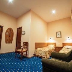 Гостиница Бристоль 3* Стандартный номер разные типы кроватей фото 11