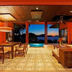 Sri Panwa Phuket Luxury Pool Villa Hotel комната для гостей фото 9