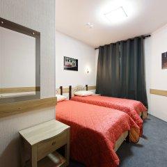 Мини-Отель Новотех Стандартный номер с различными типами кроватей фото 13