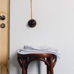 Хостел Fabrika Moscow Номер Эконом с разными типами кроватей (общая ванная комната) фото 21