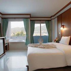 Отель Patong Pearl Resortel комната для гостей фото 5