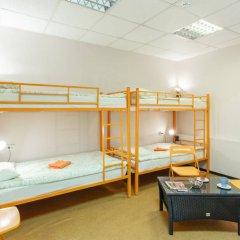 Сафари Хостел Кровать в общем номере с двухъярусными кроватями фото 31