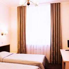 Гостиница Золотой Колос комната для гостей фото 12