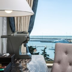 Гостиница Marina Yacht 4* Номер Делюкс с различными типами кроватей фото 2