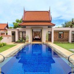 Banyan Tree Phuket Hotel 5* Вилла Премиум разные типы кроватей фото 13