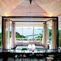 Sri Panwa Phuket Luxury Pool Villa Hotel 5* Вилла с различными типами кроватей фото 21
