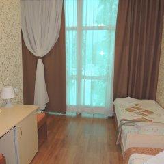 Гостиница Солнечная Стандартный номер с разными типами кроватей фото 18
