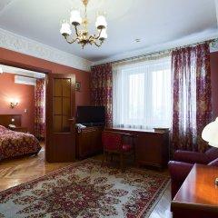 Гостиница Даниловская 4* Полулюкс двуспальная кровать фото 6
