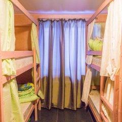 Хостел РусМитино Кровать в женском общем номере с двухъярусными кроватями фото 2