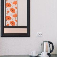 Гостевой дом Иоланта Стандартный номер с различными типами кроватей фото 10