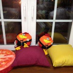 Hostel Cherdak Кровать в общем номере фото 7