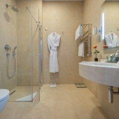 Гостиница Panorama De Luxe 5* Улучшенный номер разные типы кроватей фото 3