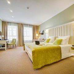 Гостиница Гранд Звезда 4* Стандартный улучшенный номер с двуспальной кроватью