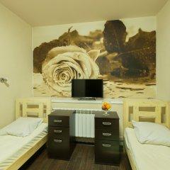 Хостел Абсолют Кровать в мужском общем номере с двухъярусной кроватью фото 4