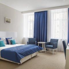 Гостиница Blue Sky на Невском комната для гостей фото 4