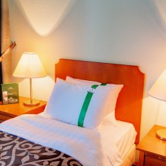 Президент Отель 4* Стандартный номер с различными типами кроватей фото 18