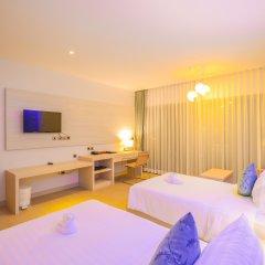 Курортный отель Crystal Wild Panwa Phuket 4* Стандартный номер с различными типами кроватей