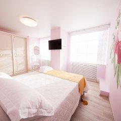 Гостиница на Павелецкой Улучшенный номер с различными типами кроватей