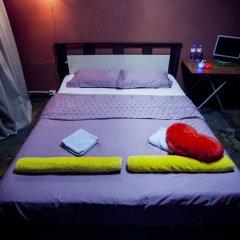 Хостел Полянка на Чистых Прудах Номер с различными типами кроватей (общая ванная комната)