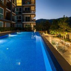 Апартаменты Peaceful at Saiyuan Buri Phuket бассейн фото 2