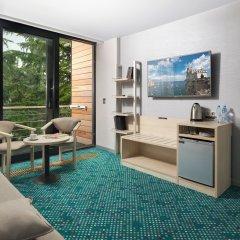 Гостиница Ялта-Интурист 4* Номер Комфорт с различными типами кроватей фото 14