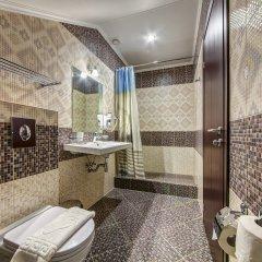 Гостиница Oscar в Геленджике 7 отзывов об отеле, цены и фото номеров - забронировать гостиницу Oscar онлайн Геленджик ванная