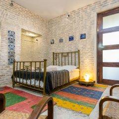 Отель Castle in Old Town Стандартный номер с различными типами кроватей