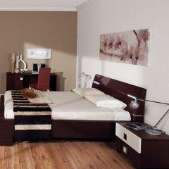 Гостиница Диамонд Стандартный номер с различными типами кроватей фото 7