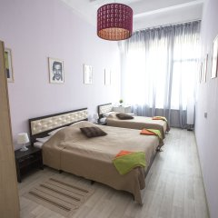 Хостел Bla Bla Hostel Rostov Стандартный номер с различными типами кроватей