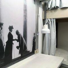 Хостел Артбухта Кровать в общем номере с двухъярусной кроватью фото 9
