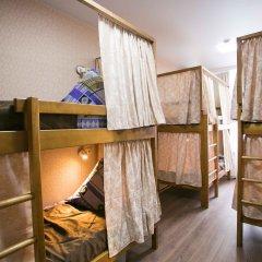 Хостел Рус - Иркутск Номер с общей ванной комнатой с различными типами кроватей (общая ванная комната) фото 11