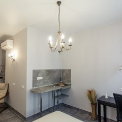 Мини-Отель Меланж Номер с общей ванной комнатой с различными типами кроватей (общая ванная комната) фото 5