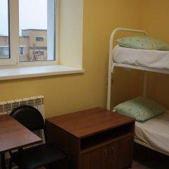 Хостел Москвич Кровать в женском общем номере с двухъярусными кроватями фото 2