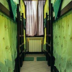 Хостел Найс Рязань Кровать в мужском общем номере с двухъярусной кроватью фото 9