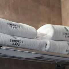 Гостиница Симонов Парк 3* Люкс разные типы кроватей фото 9