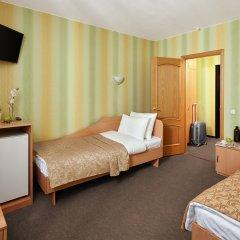 Гостиница Заречная Стандартный номер с двуспальной кроватью