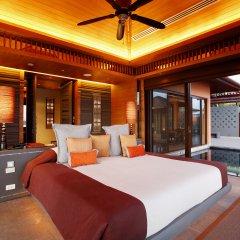 Sri Panwa Phuket Luxury Pool Villa Hotel 5* Вилла с различными типами кроватей фото 5